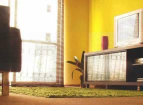 Maßgeschneiderte Wohnzimmermöbel auch in abstrakten Variationen